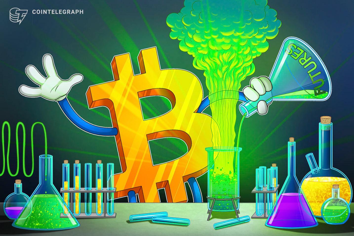 Os futuros de Bitcoin para dezembro chegam a $ 73.500 - todos estão otimistas?