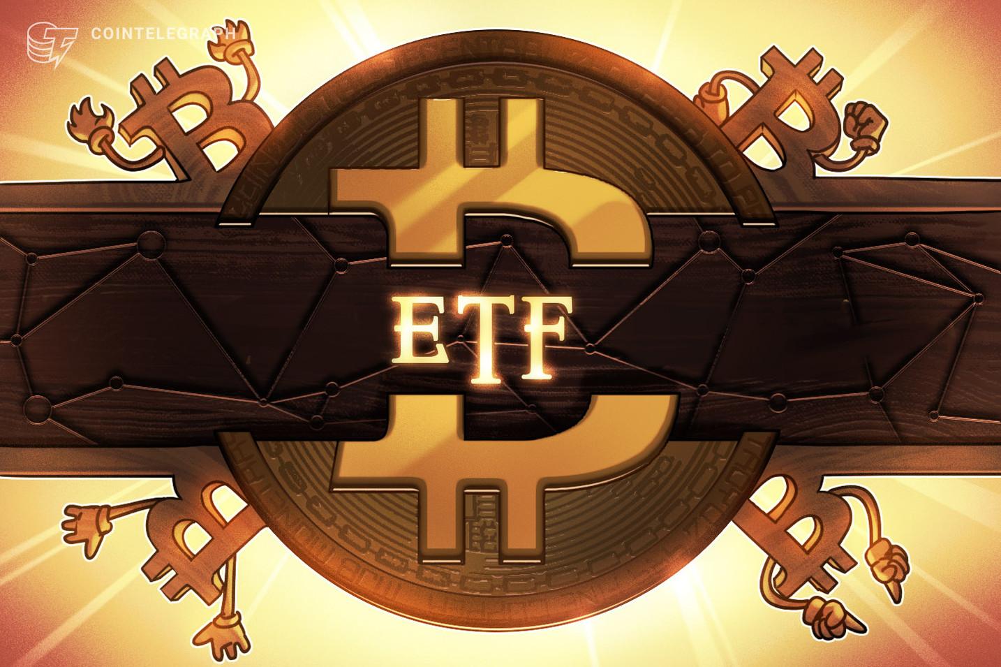 Una firma canadiense presenta su prospecto final para un ETF de Bitcoin