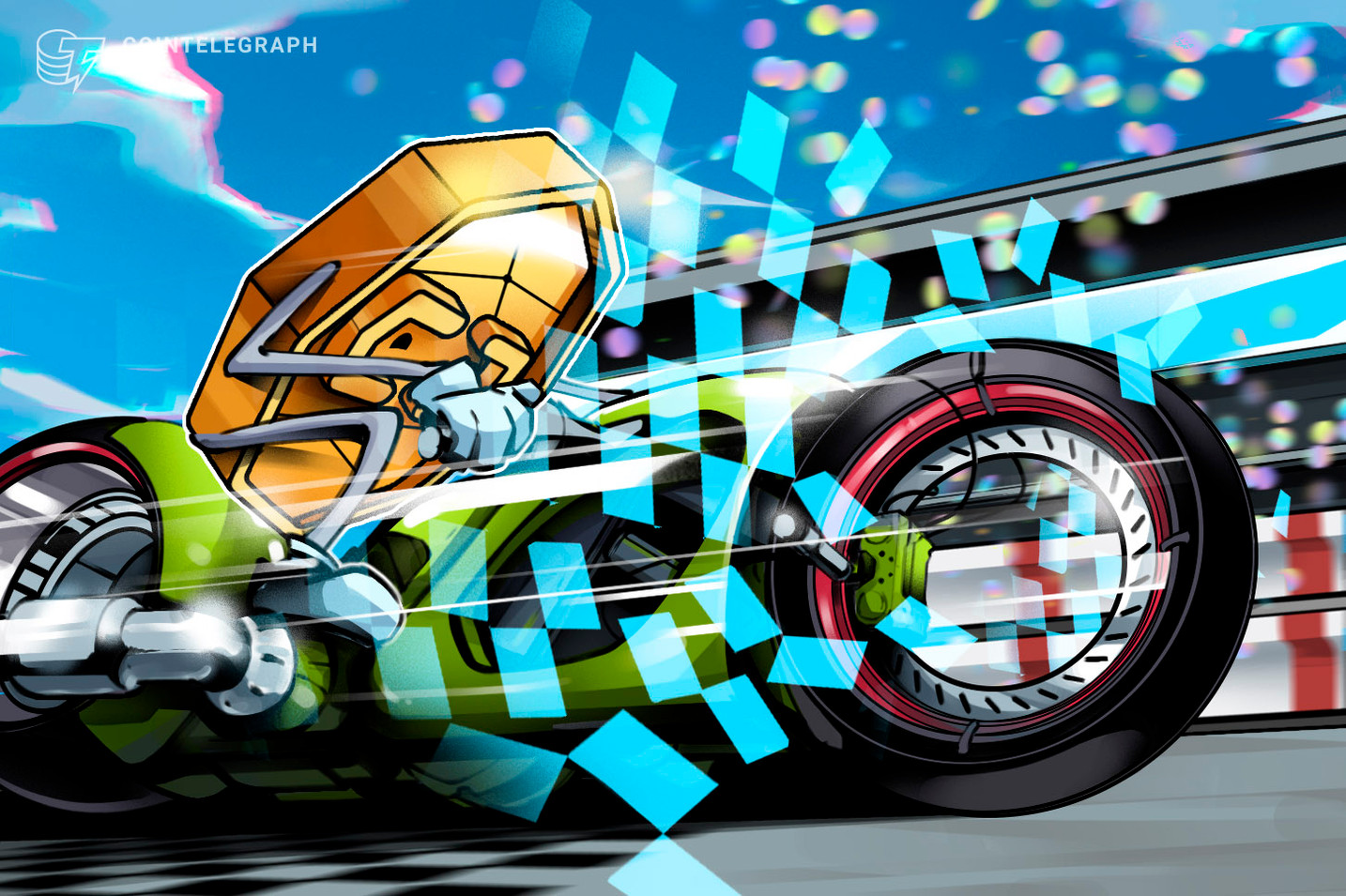 VORTECS Report: Storage coins rev up gains as Markets Pro rides the green wave
