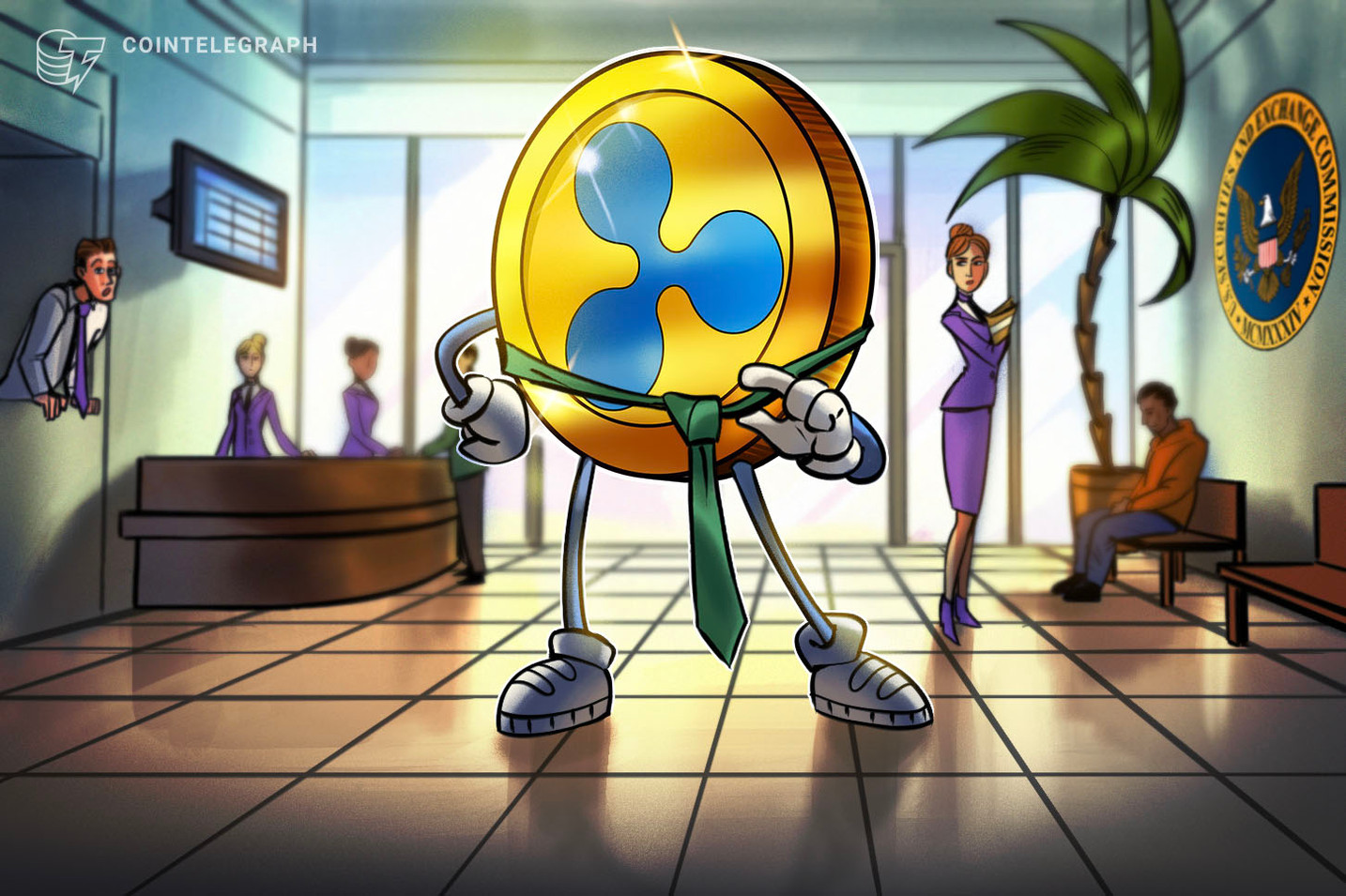 Ripple wants go public after settling SEC lawsuit, SBI CEO says
