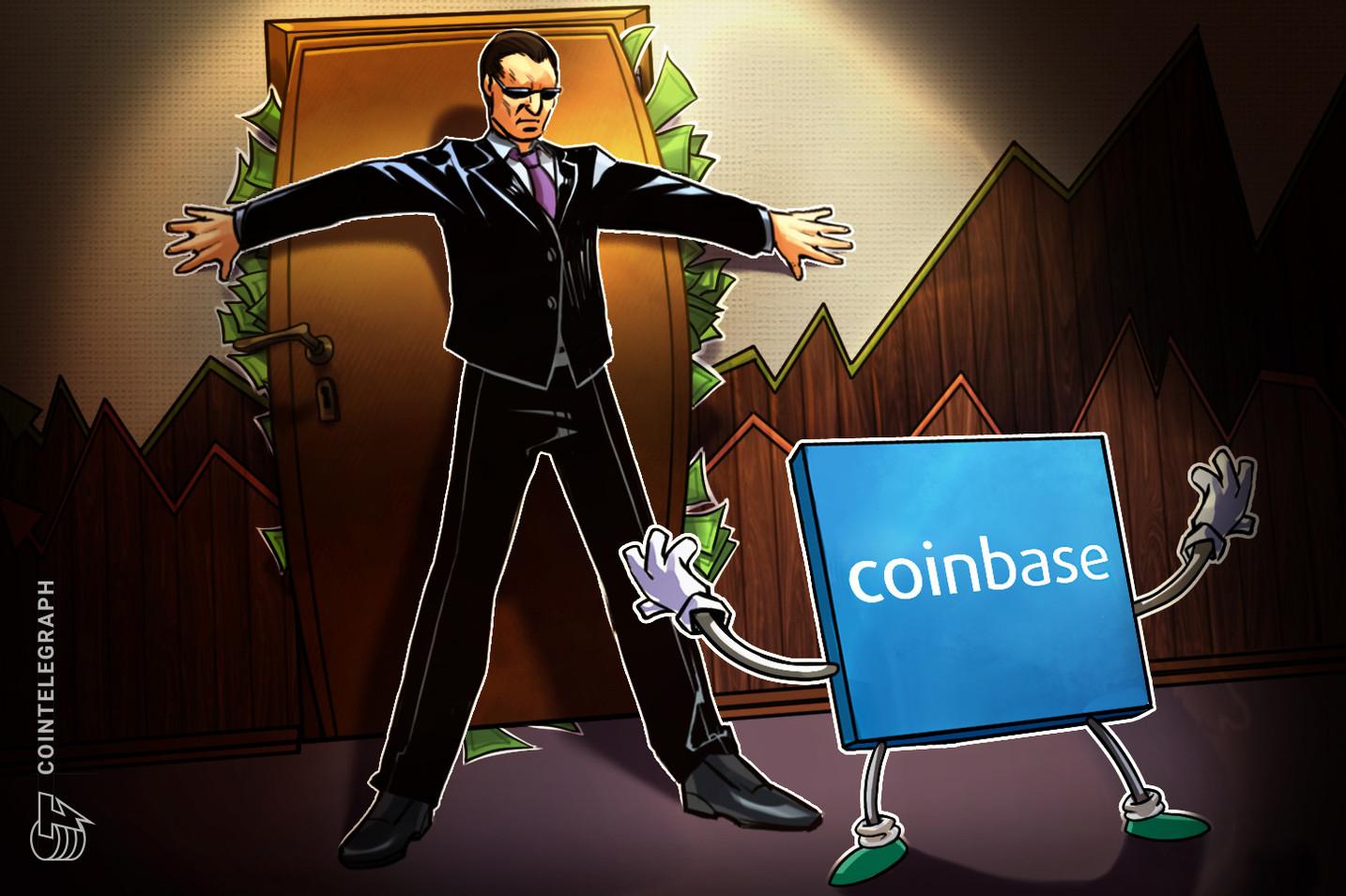 """Dos bolsas alemanas retirarán las acciones de Coinbase por """"falta de datos de referencia"""""""