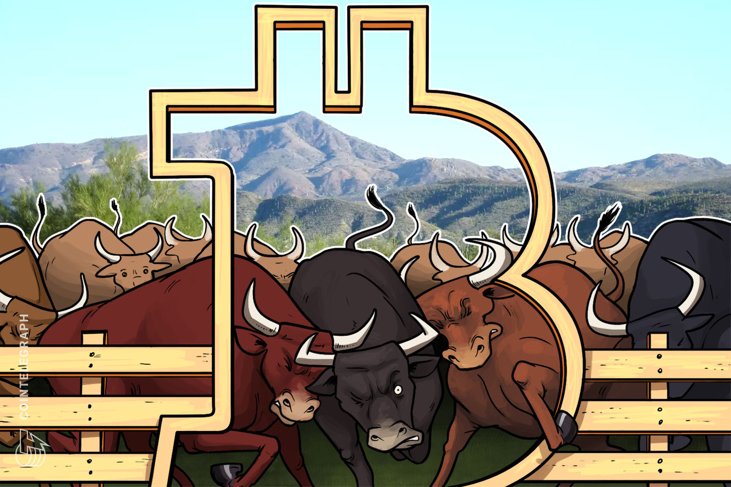 Bloomberg Intelligence: Bitcoin a 60.000$ è un 'toro in gabbia' pronto a fuggire