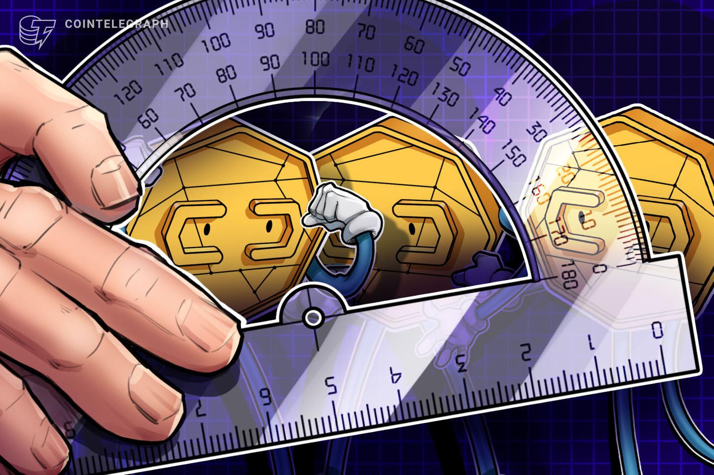 Bitcoin dominance drop and resistance at $55K stoke alt season hopes