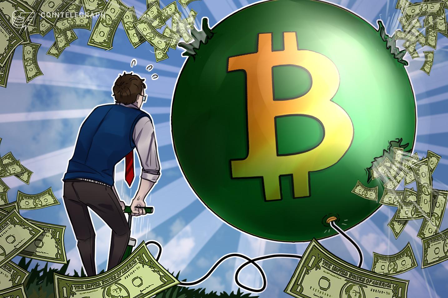 Umfrage: 74 Prozent aller professionellen Investoren sehen Bitcoin als Spekulationsblase
