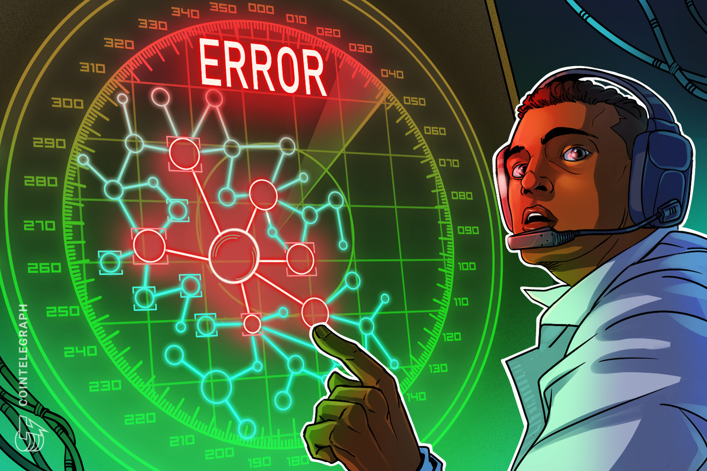 Muchos servicios de criptomonedas están reportando problemas en medio de una volatilidad extrema del mercado