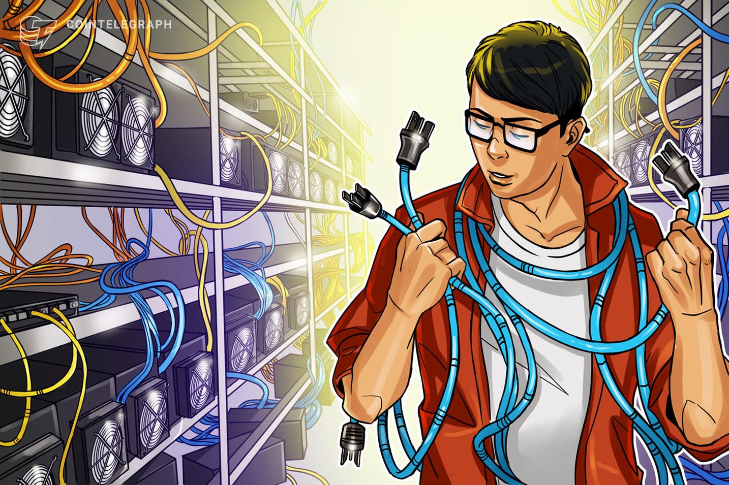 Dados indicam que o hash do Bitcoin está começando a se afastar da China