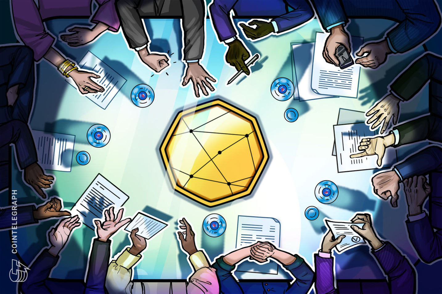 US Fed, OCC and FDIC to set up interagency team for crypto regulations