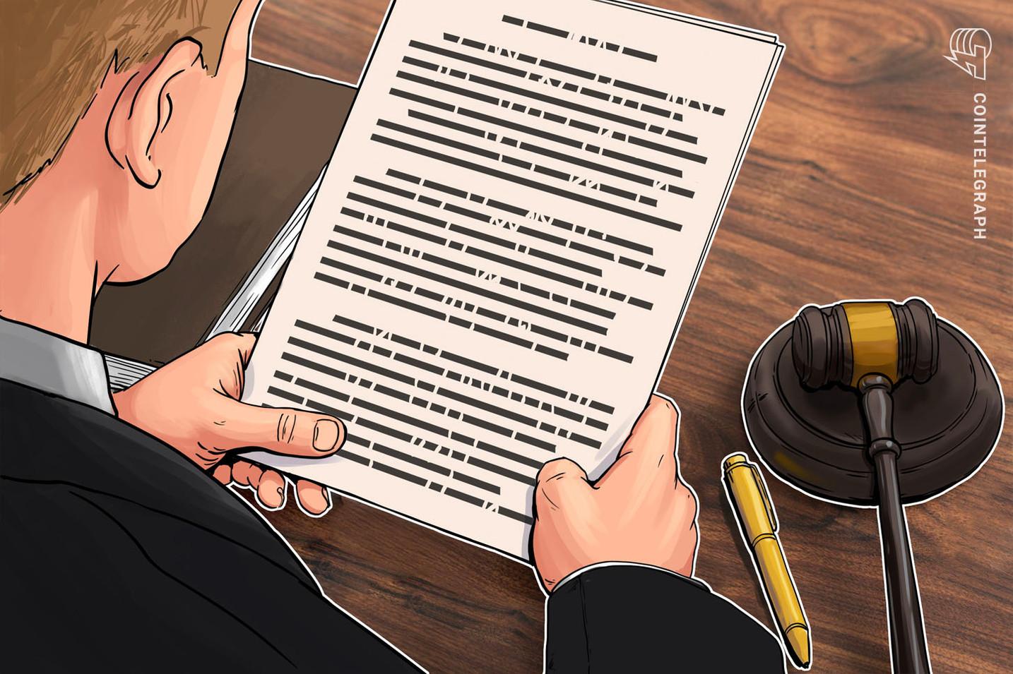 Casal cripto vai ao tribunal defender que criptomoedas mineradas e recebidas por staking não podem ser tributadas até que sejam vendidas