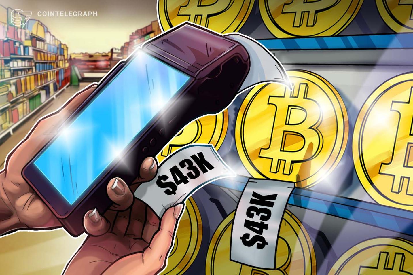 'Calma, preço do Bitcoin em US$ 43K é lógico', diz criador do indicador Bandas de Bollinger