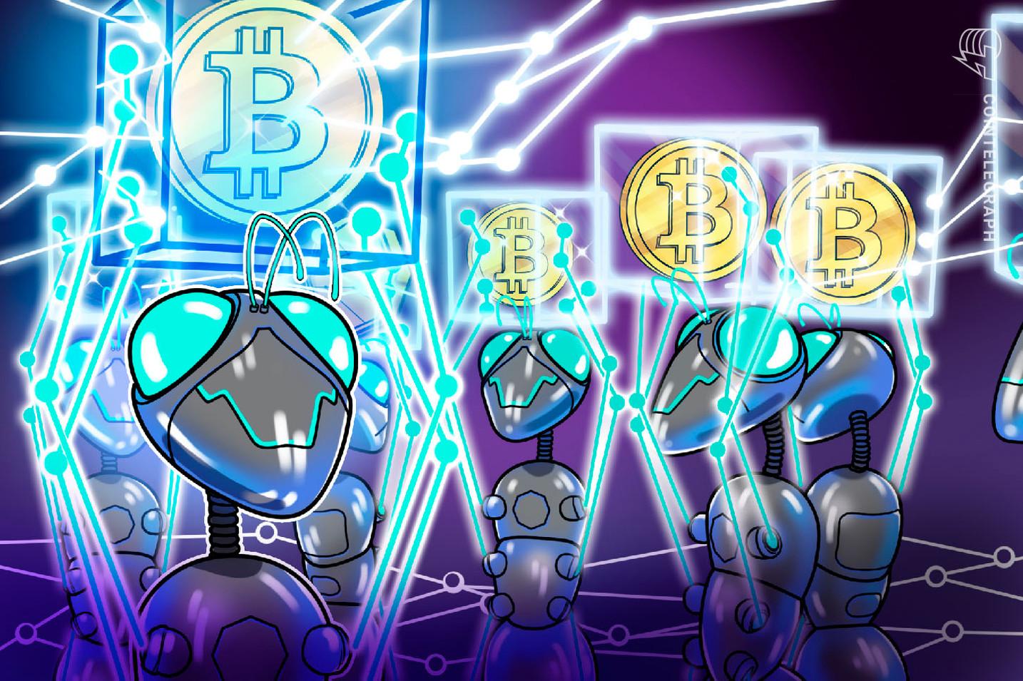 'Fluxo de entrada de capital sem precedentes no Bitcoin', enquanto 12 mil BTC deixam a Coinbase