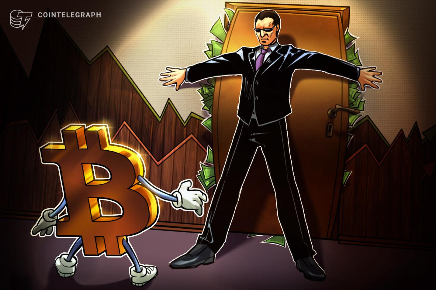Bitcoin é 'uma oportunidade que o dinheiro fiduciário não pode comprar' ou é 'muito volátil para ter na carteiras de investimento'?