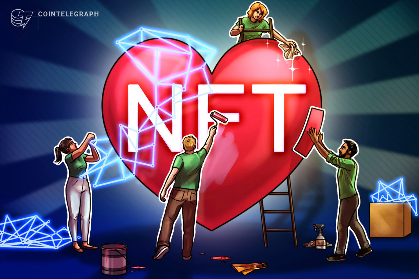 Nifty News: Earn NFTs watching TV, DAO pays $1M for Aoki and 3LAU track ... and more