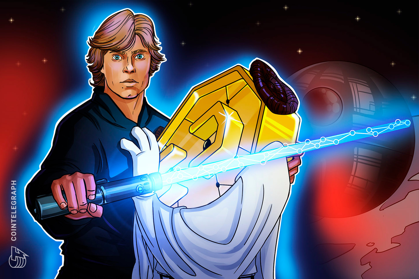 May the 4th be with you: StarColl debuts unofficial Star Wars NFT collection