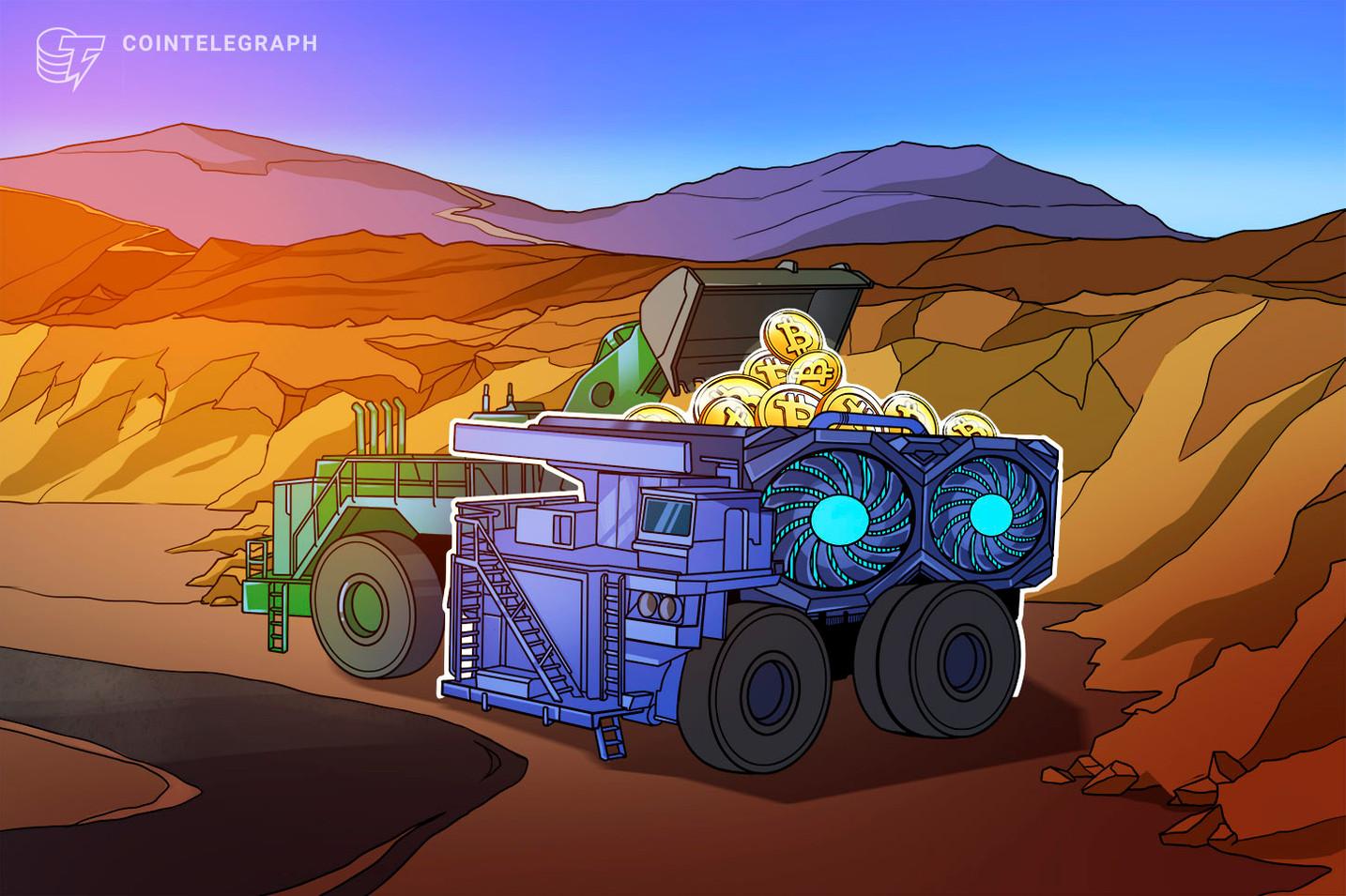 """Marathon Digital planeja expandir operação no USA com data center """"neutro em carbono"""" para mineração de Bitcoin"""
