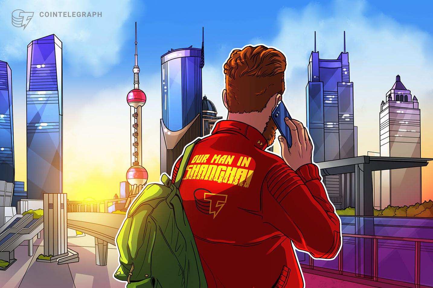 Nosso Homem em Shanghai: VeChain na TV, DOGE ultrapassa volume do BTC, hack na Hotbit e muito mais ...
