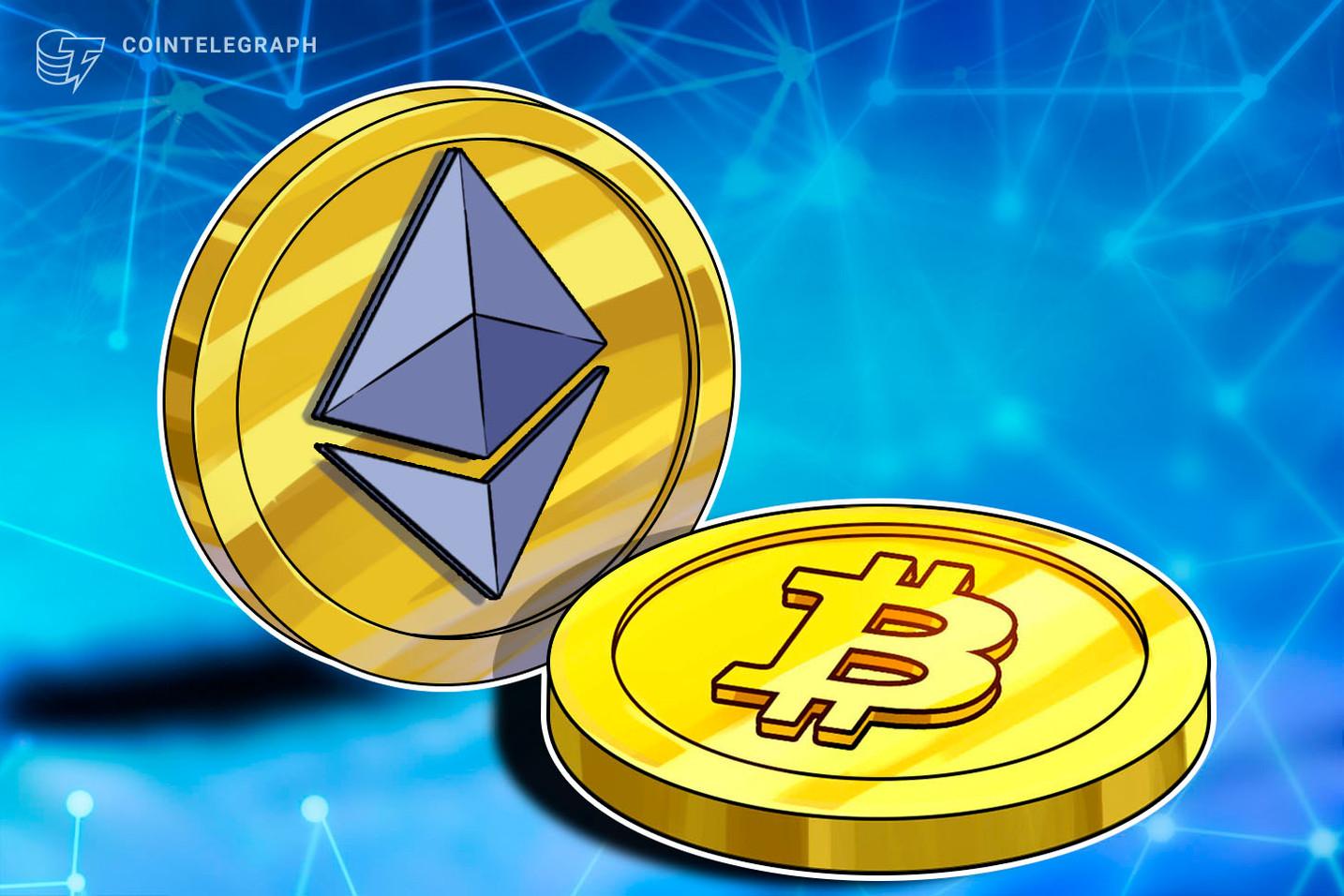 El precio de Ethereum apunta a los USD 5,000 tras alcanzar un máximo de 3 años frente a Bitcoin