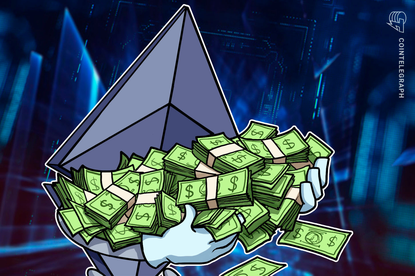 Ark Investment tips $20M into Grayscale Ethereum Trust