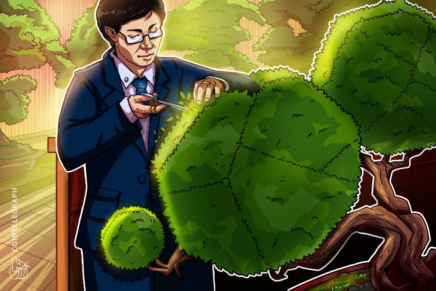 日本銀行の黒田総裁がビットコインに言及 「決済手段として利用されてない」