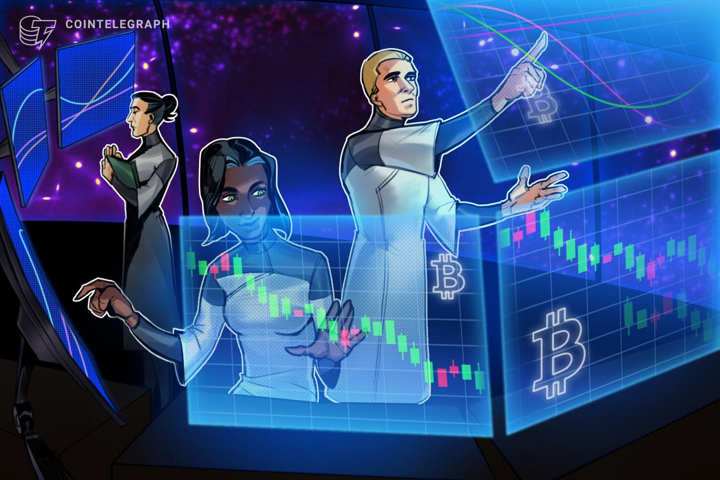 Fractal do gráfico Bitcoin com quedas de 60% a 70%, está de volta - O que vem a seguir?