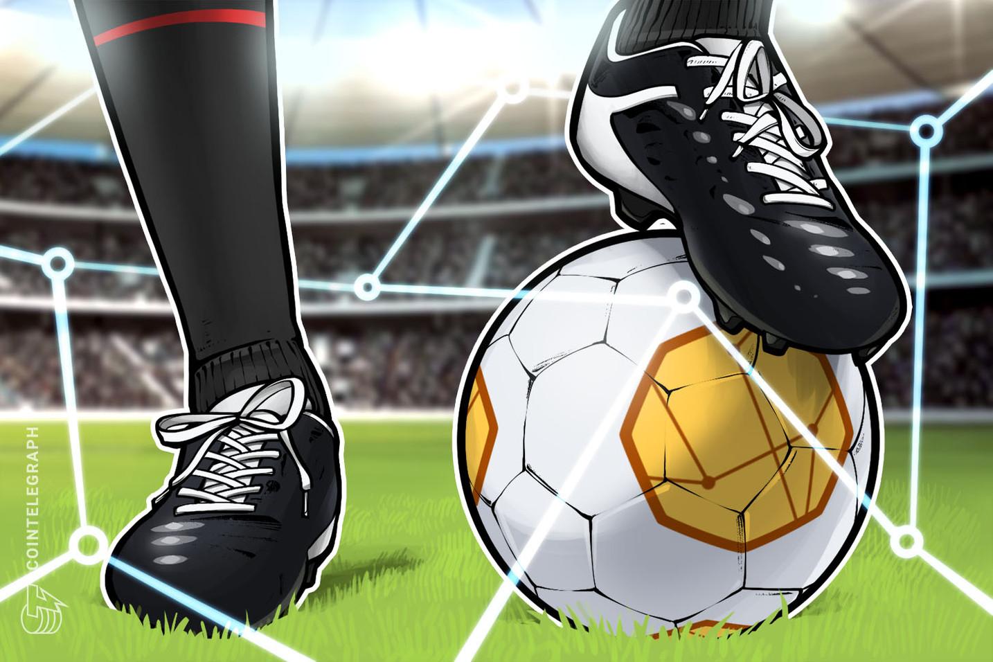 فريق كرة القدم الوطني الإسباني يطلق توكن المشجعين على منصة تركية