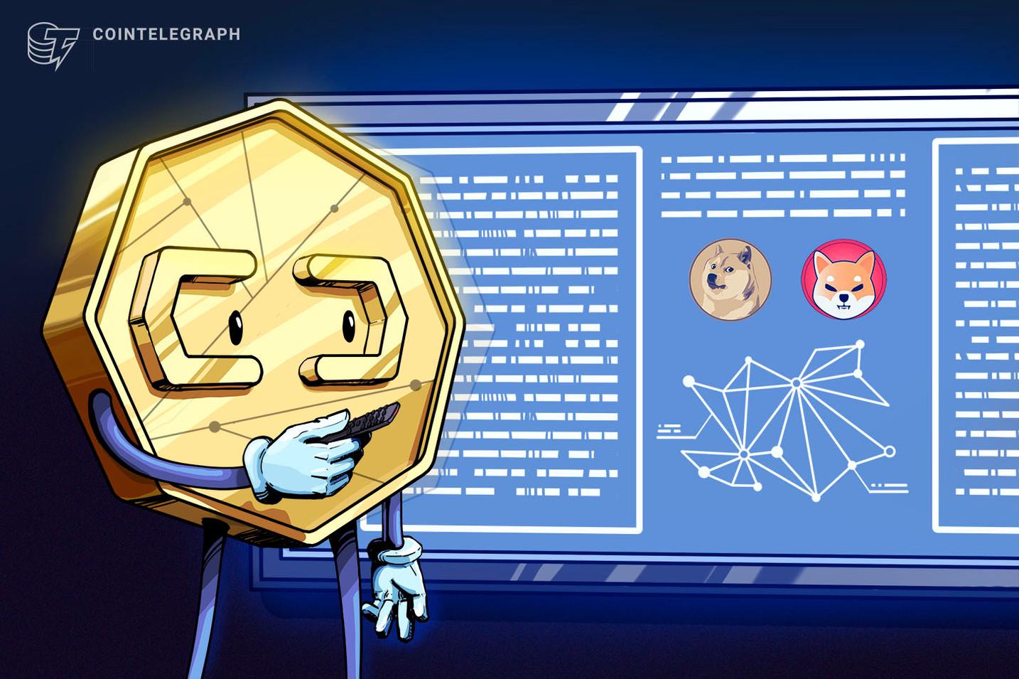Il prezzo di Shiba Inu, imitatore di Dogecoin, sale del 146% grazie al listing su Binance