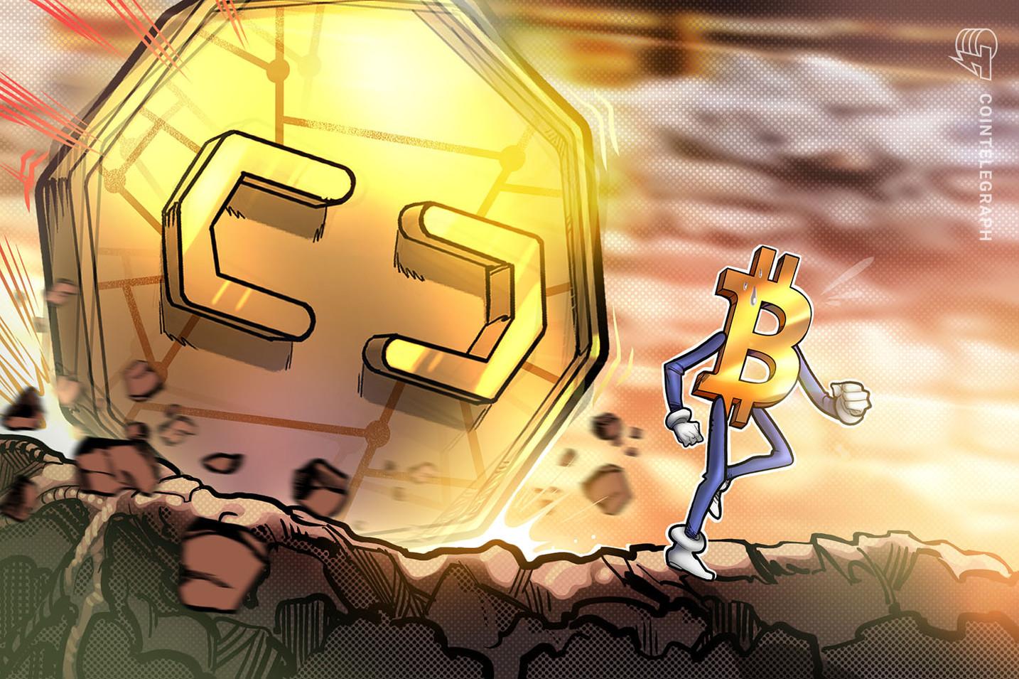 العملات البديلة تحقق مكاسب من رقمين حتى مع انخفاض سعر بيتكوين إلى ٤٢٥٠٠ دولار