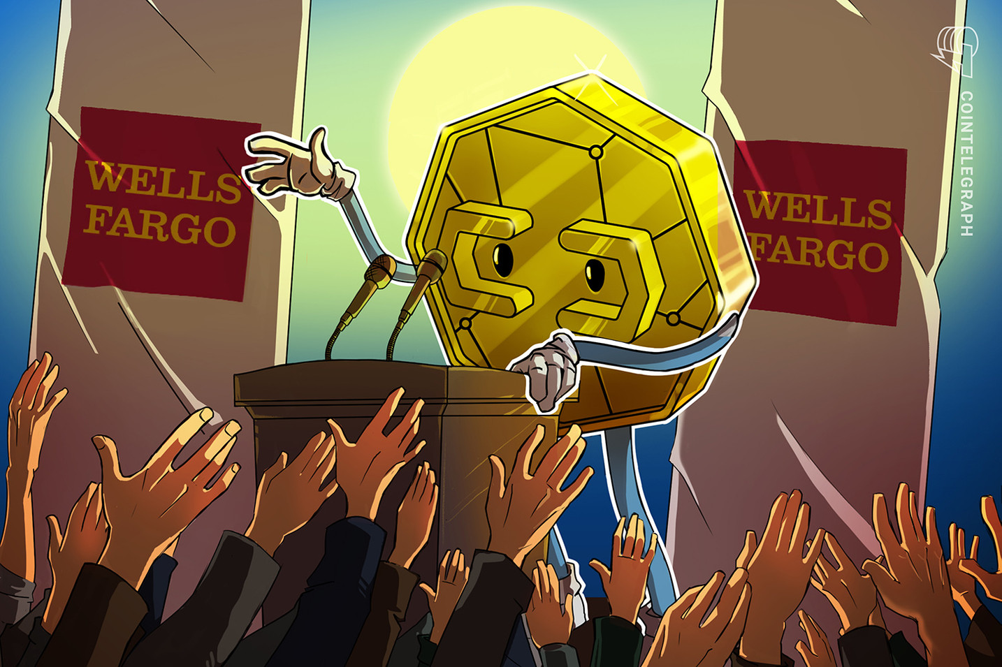 Wells Fargo Investment Institute to onboard crypto clients by next month