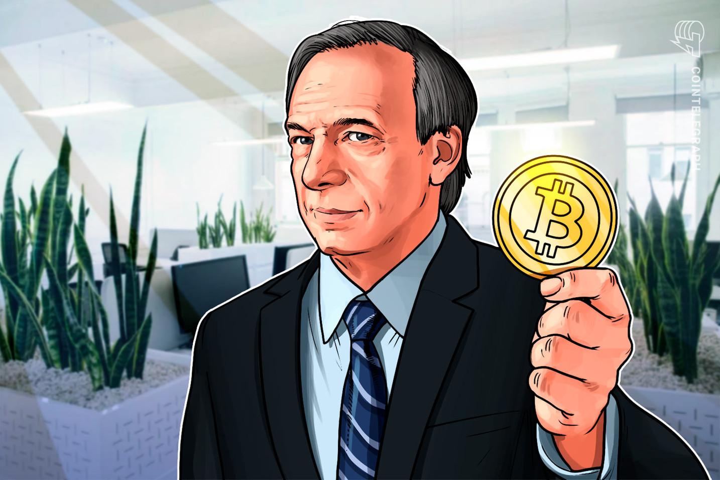 """Milliardär und Investor Ray Dalio: """"Lieber Bitcoin als Anleihen"""""""