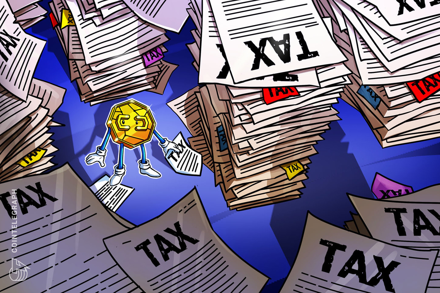 IRS will seize your crypto if you can't pay back taxes