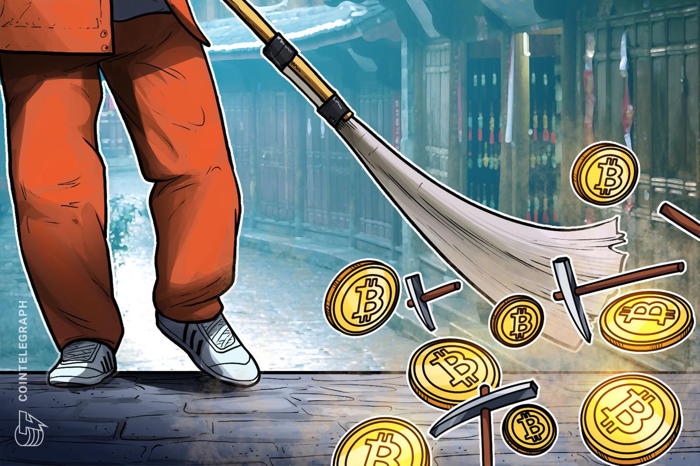 China vai colocar na lista negra mineradores de Bitcoin na região da Mongólia