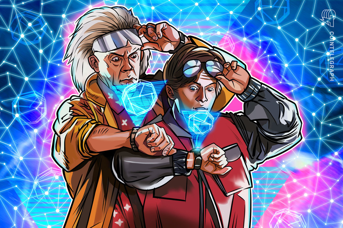Is crypto approaching its 'Netscape moment'?