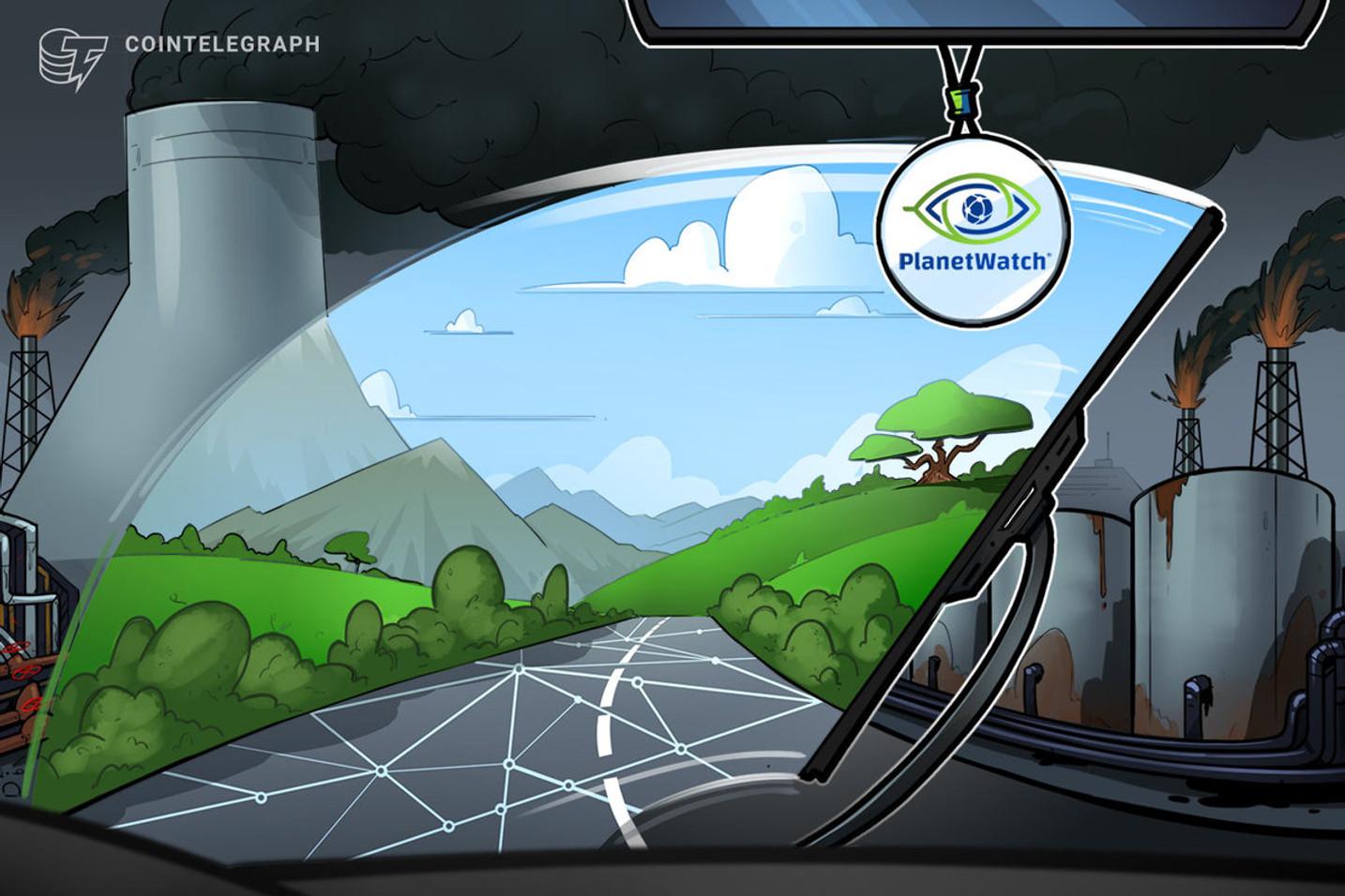 两家公司在区块链和物联网的交叉点形成合作关系