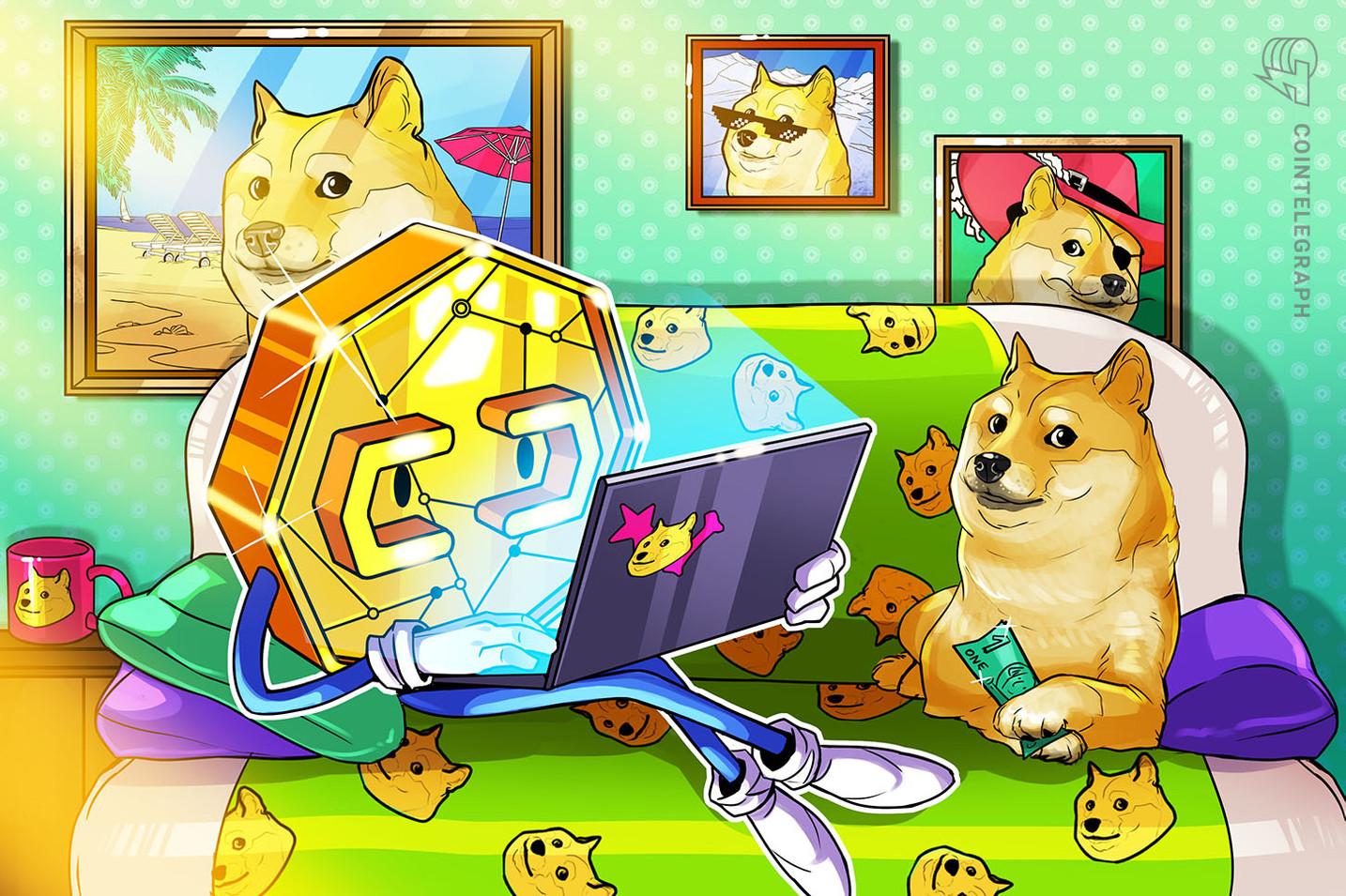 Un NFT de la foto que inspiró Dogecoin acaba de venderse por 4 millones de dólares