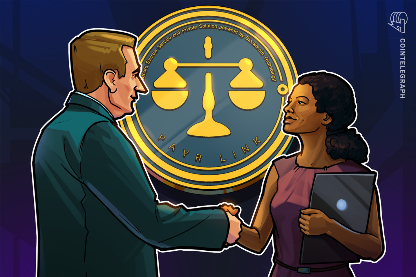 Bitcoin helped the unbanked. Now, this project helps them get justice, too