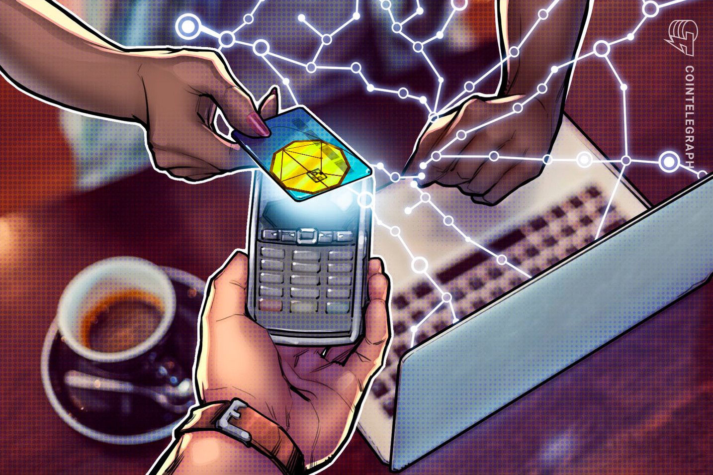 Institutional exchange launches crypto debit card