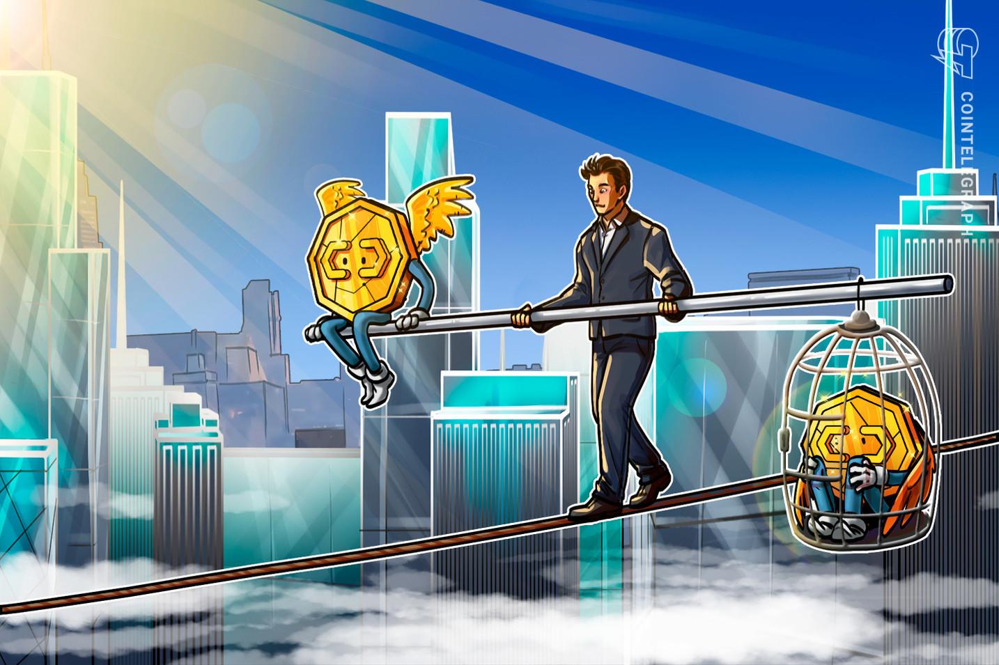 Bull run di Bitcoin in pericolo in vista dell'incombente 'death cross' e dell'incontro della Fed