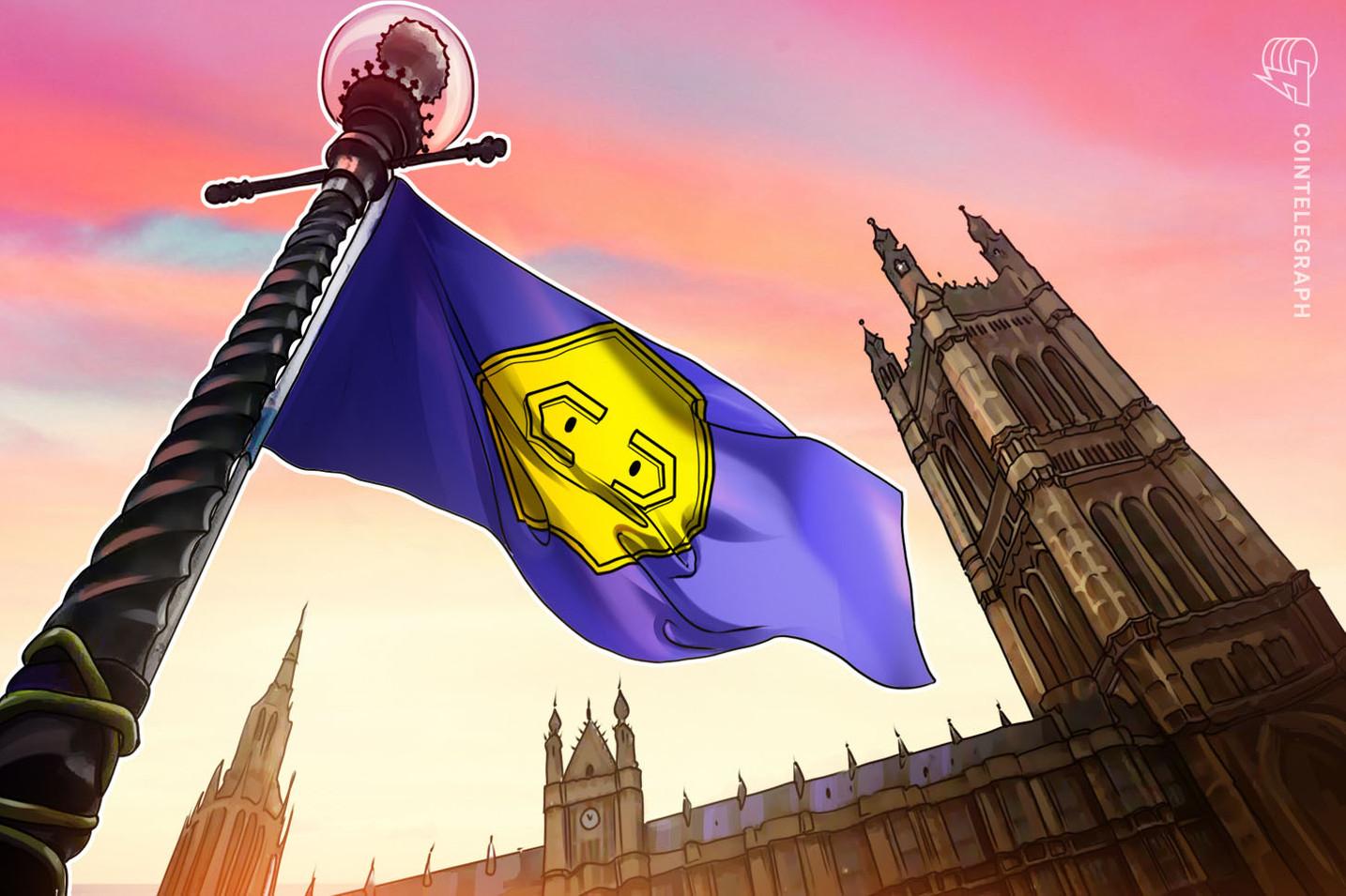 Popular ETP de Bitcoin chega ao Reino Unido