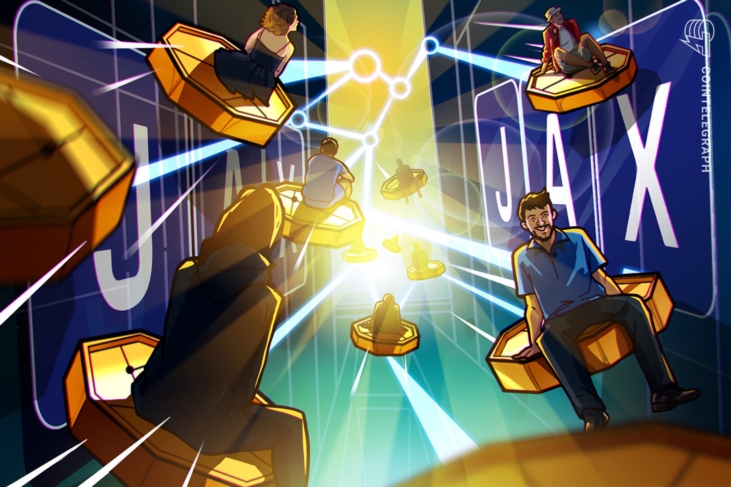 Decentralized stablecoin's sharding solution brings scalability to Bitcoin