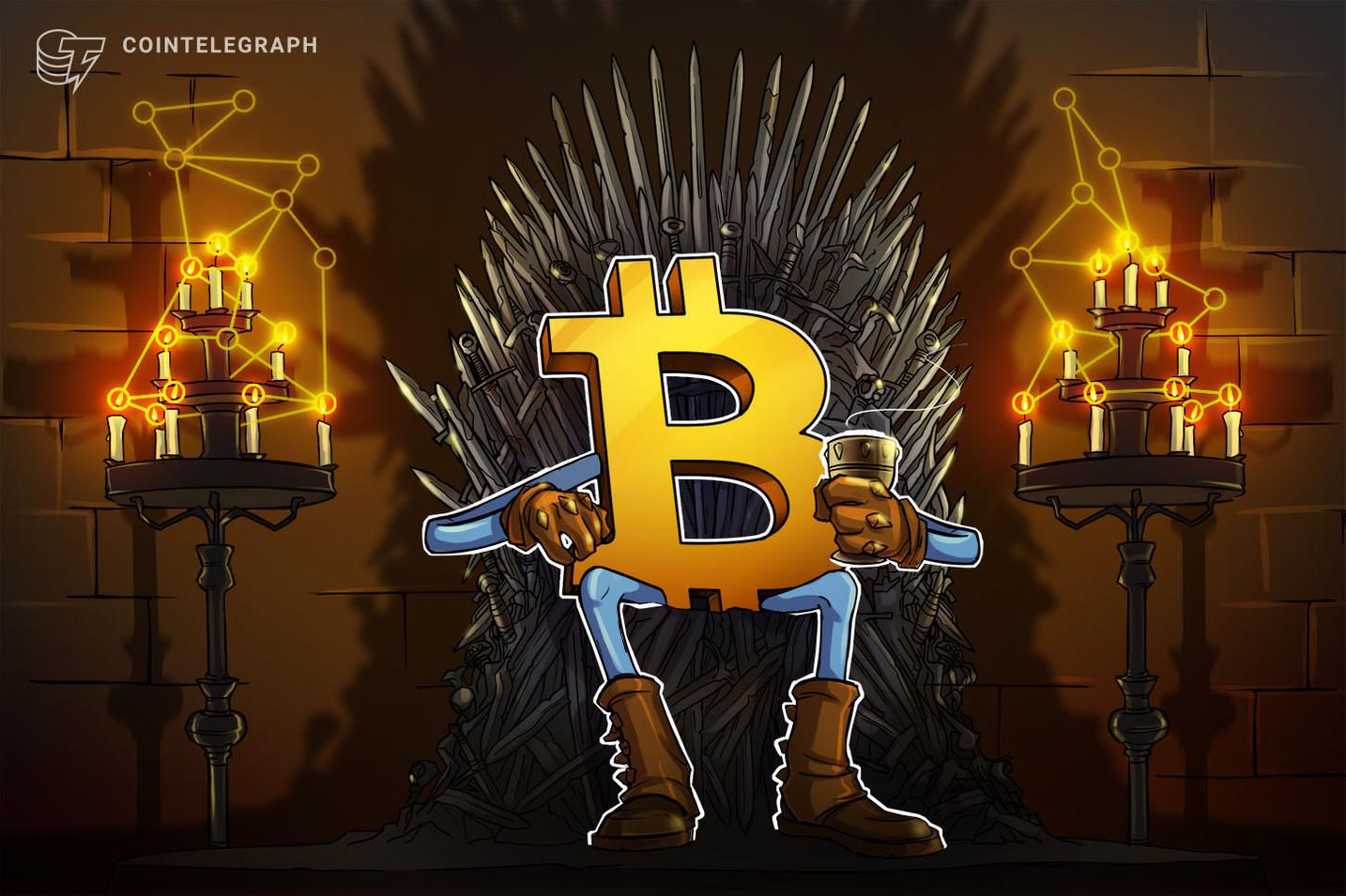 'Bitcoin é o rei das criptomoedas e está aqui para ficar' diz o CEO da eToro