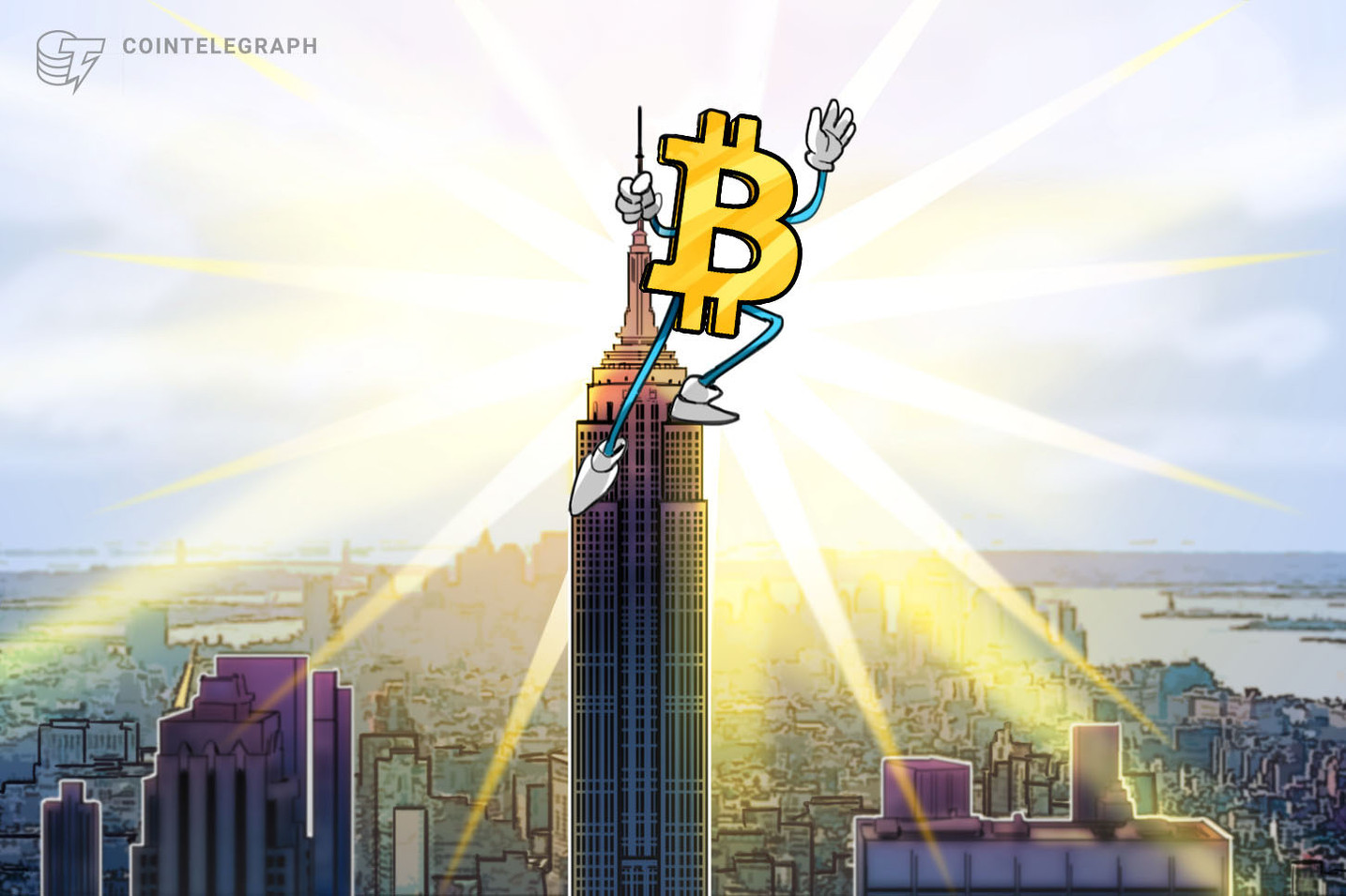 NYC's mayoral frontrunner pledges to turn city into Bitcoin hub