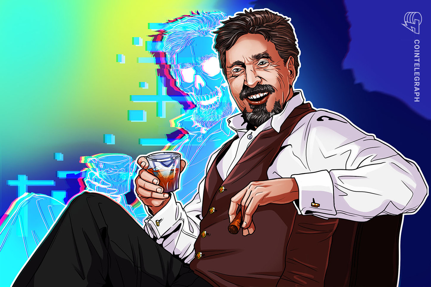 John McAfee's suicide reports raise disbelief, spark conspiracy theories