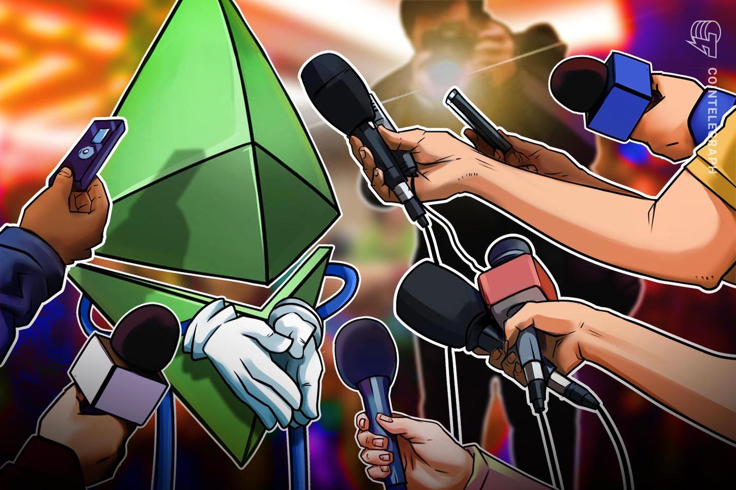 Preço do Ethereum Classic quase dobrou dias após a aporte de US$ 50 milhões do Digital Currency Group