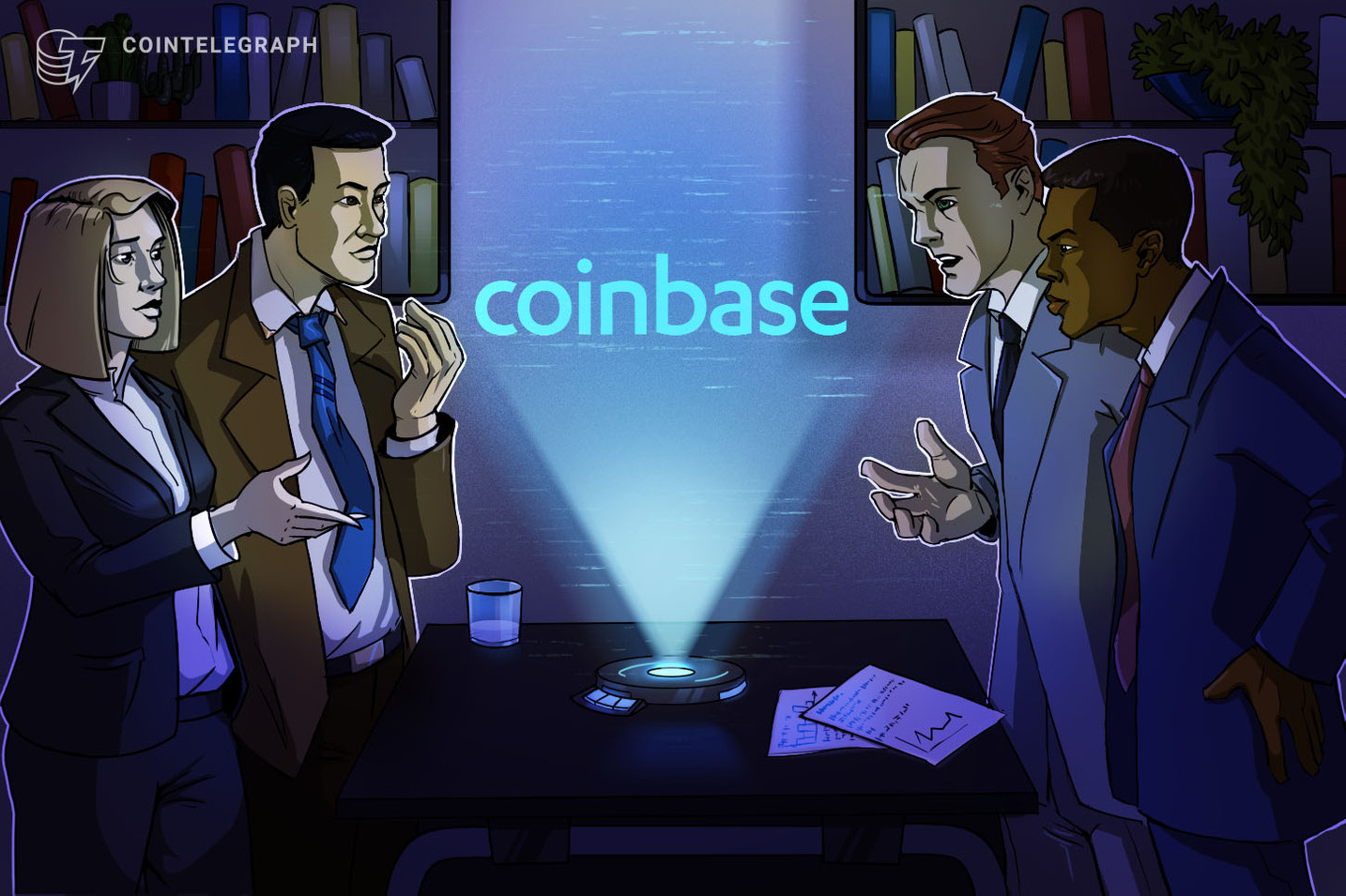Coinbase says it was not involved in the DOJ's Bitcoin ransom seizure