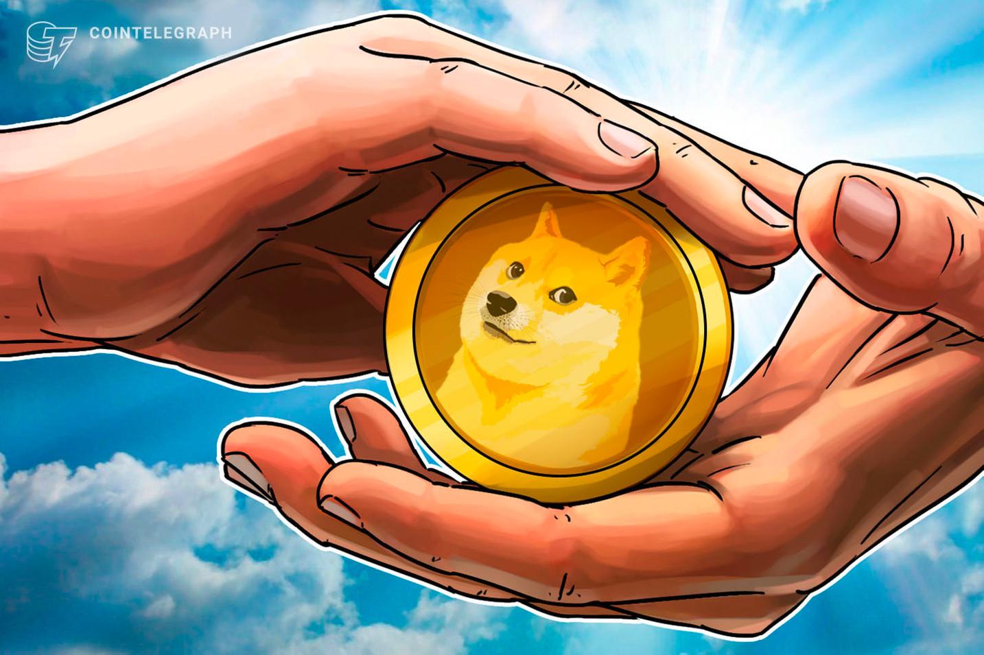 La inclusión de Dogecoin en Coinbase Pro impulsa el regreso de las ballenas