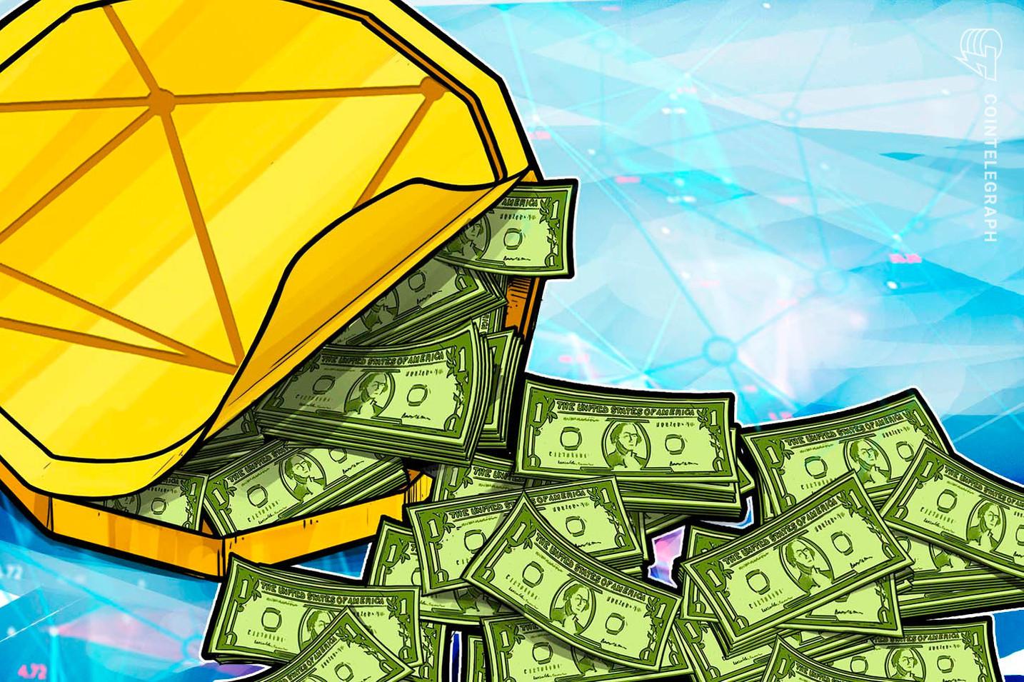 شركة كونفكس فاينانس، المنافسة المحتملة لواي إيرن، تتجاوز مليار دولار في إجمالي القيمة المقفلة