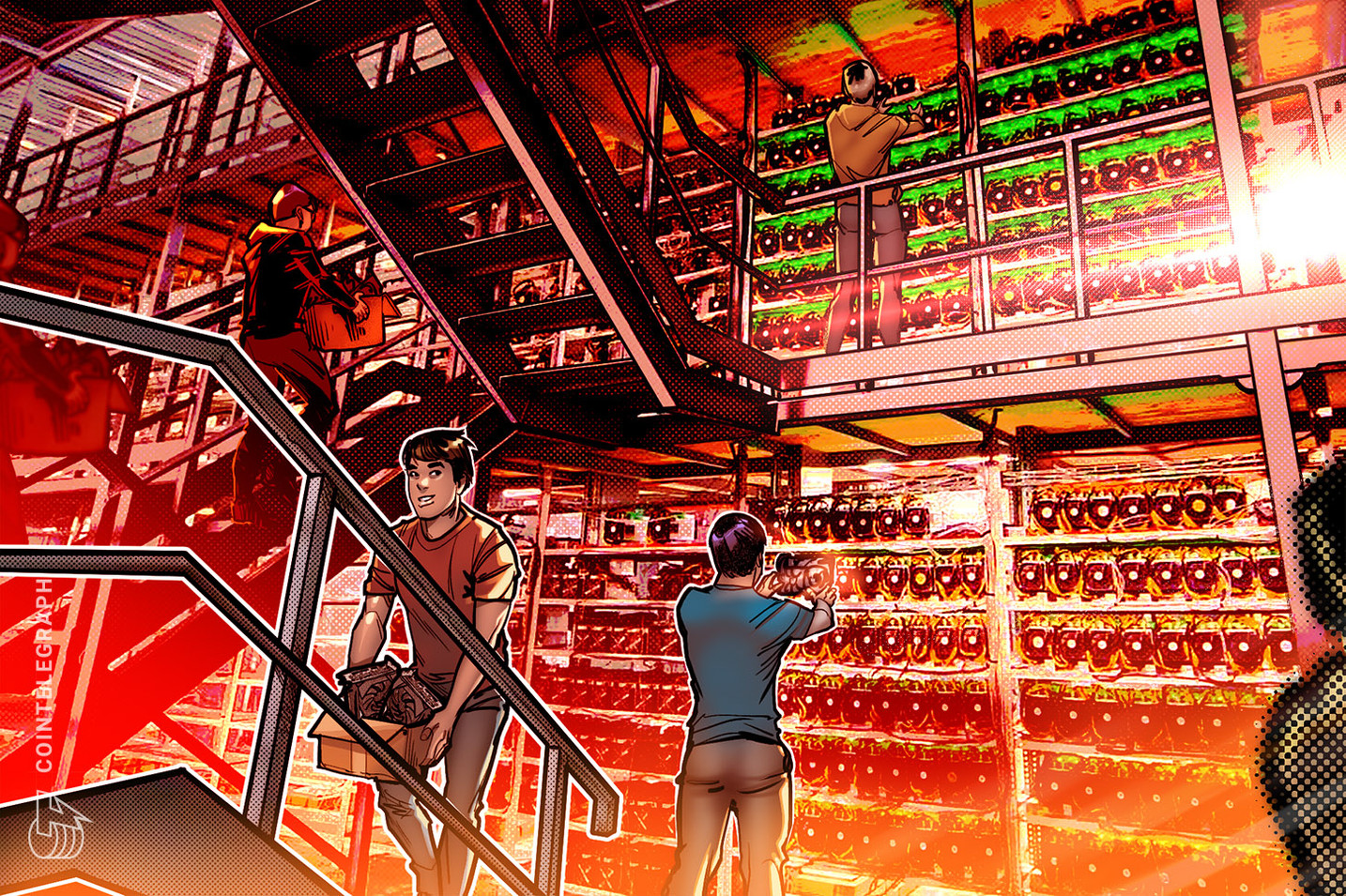 China crackdown shows industrial Bitcoin mining a problem for decentralization