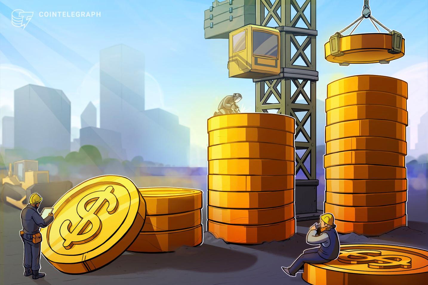 Securitize, apoiada pela Coinbase, garante R$ 240 milhões em financiamento Série B