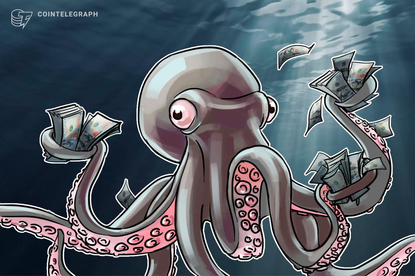 Kraken launches Kusama parachain auction platform as KSM defies downtrend