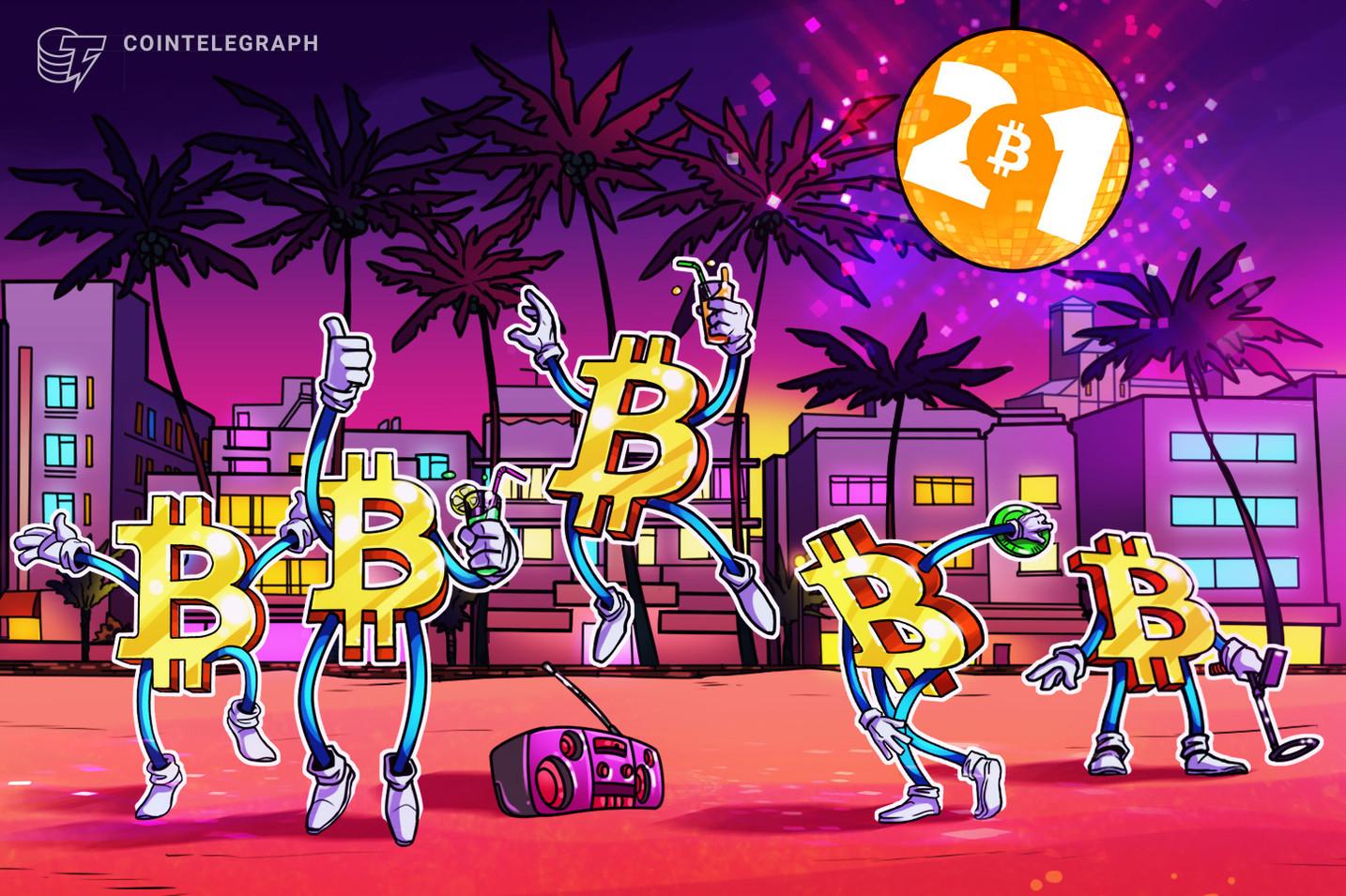 """""""Größte Bitcoin-Konferenz in der Geschichte"""" – Bitcoin 2021 startet heute in Miami"""