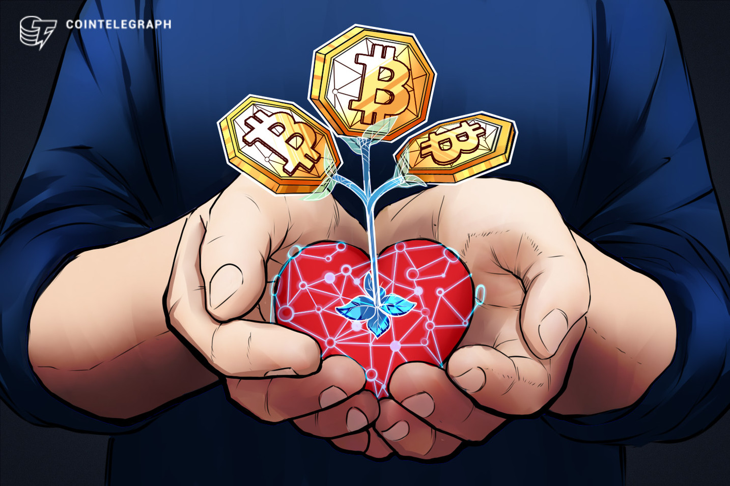 $1.3M worthy  of BTC donated to Bitcoin-hodling foundation  successful  little  than 3 weeks